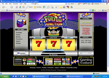 Fortune Junction Screenshot
